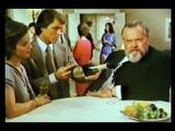 Orson Welles Drunk Wine Commercial Outtakes + Final Dubbed Version