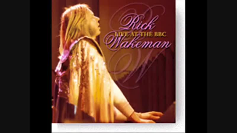 Rick Wakeman with Roy Wood Custers Last Stand 1988