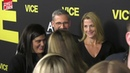 VICE | World Premiere with Christian Bale, Steve Carell, Sam Rockwell, Amy Adams | HOT CORN