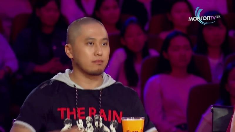 116 хамтлаг I One sixteen хамтлаг тайзан дээр I 1-р шат I Дугаар 2 I Mongolias got talent 2018