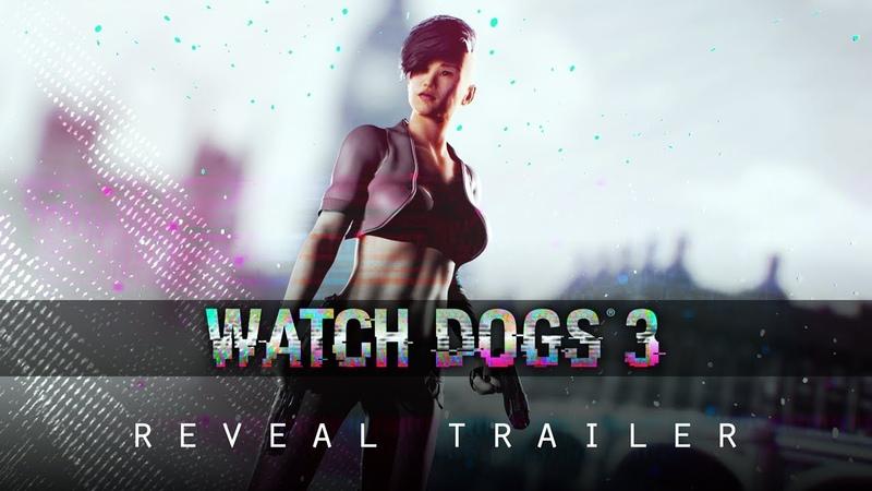 Watch Dogs 3 - Cinematic Announcement Trailer - E3 2019