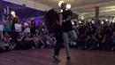 Dance Sexy Zouk Kadu and Larissa at Dutch Zouk Festival demo 3