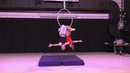 Юлия Романовсая и Олег Голубев. Catwalk Dance Fest IX[pole dance, aerial] 27.10.18.