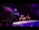 Robbie Williams - Candy (X Factor UK) 2012