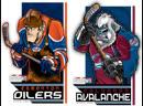 Edmonton Oilers 🆚 Colorado Avalanche