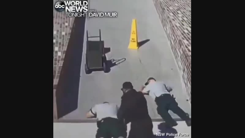 Ограбление по Австралийски
