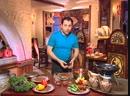 Телекафе Кухни мира Армянская Дурум Салат Ереванский Хашлама Шашлык из баранины