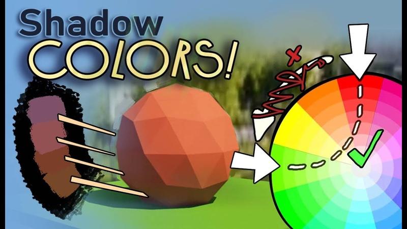 Understanding Shadow Colors Ambient Light Part 2