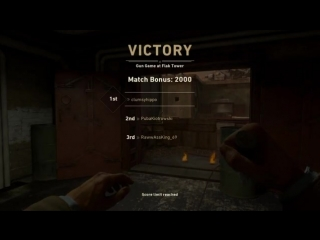 You can't outrun my knife...wait who's that? COD WWII