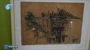 Удивительная выставка в Горловском художественном музее
