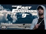 Fast &amp Furious 9 Soundtrack ft.Wiz Khalifa &amp Eminem &amp 50 Cent 2018 HD
