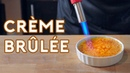 Binging with Babish Crème Brûlée from Amelie