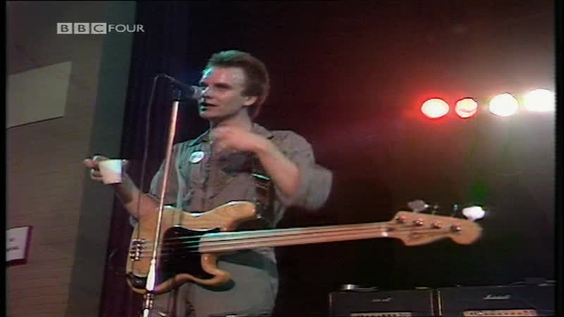 The Police - Next To You '9 (Live in Polytechnic, Hatfield '1979)