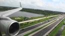 Spectacular First Class HD 757 Landing In Orlando