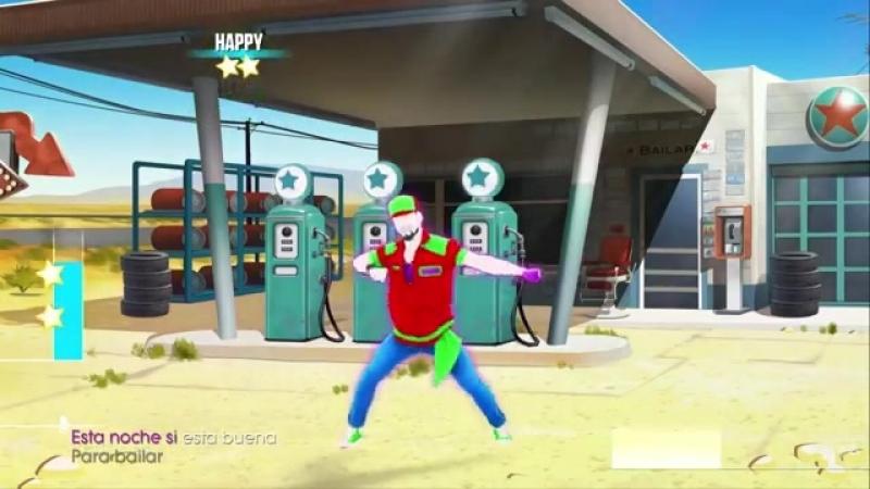 🌟 Just Dance 2017- Bailar - Deorro Ft. Elvis Crespo 5 stars hacked by Prosox KuroiSH 🌟.mp4