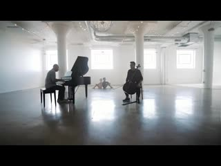 The piano guys someone you loved (piano/cello) charity & andres farewell dance