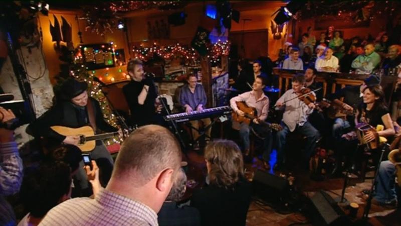 Shane McGowan|Mundy|Sharon Shannon|Rainy Night in Soho|Geantraí 2008