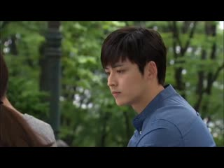 """Korean tv series """"love on a rooftop"""", episode 75."""