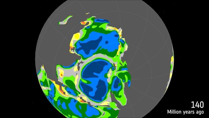 Ученые смоделировали 3D карту подледной Антарктиды