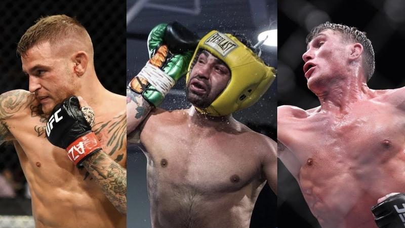Тилл и Малиньяджи о бое с МакГрегором, Порье о бое с Хабибом и Фергюсоном, боец уволен из UFC