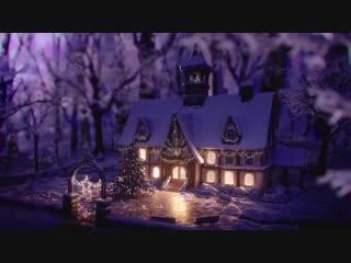 Новогодний мультик про милого ежика «Что за Рождество без любви?»
