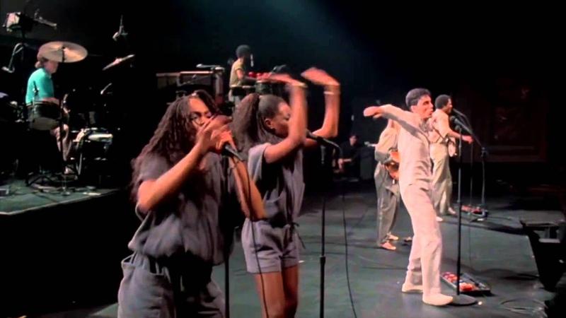 Talking Heads - Life During Wartime - Stop Making Sense 1984