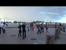 Ча-ча-ча. Бальные танцы на Стрелке В.О. 16.09.2018 г. вид. 995