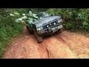 Спасли Pathfinder WD21 из горного плена. Где поесть в Воскресение в Бразилии после 5.