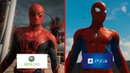 Marvel´s Spider Man PS4 VS The Amazing Spider Man Xbox 360 Game and Graphics Comparison