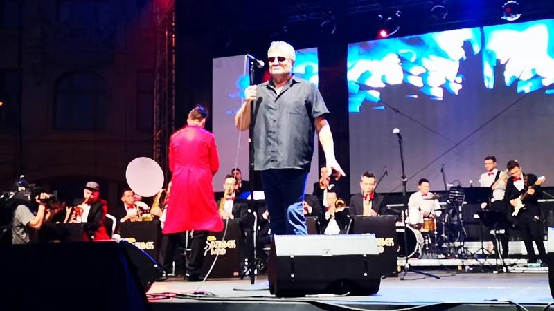 Krzysztof Cugowski Perfect Strangers Live Wrocław 01 06 2019