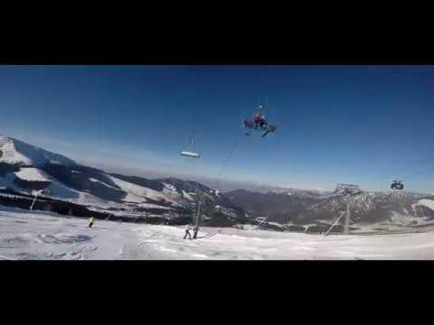 Jasna Low Tatras Slovakia Skiing - Beautiful tracks and ski park