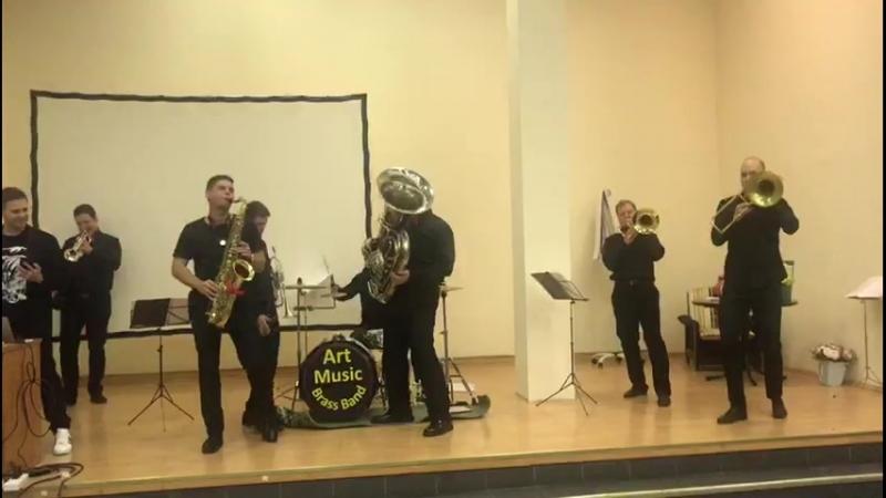 Thrift shop - Art Music Brass Band