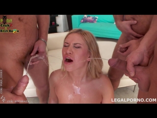 Lyndsey Olsen sexy gangbang piss on face (woodman, kink, bdsm, brazzers, webcam)