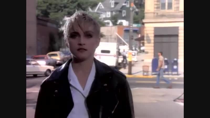 Madonna - Papa Dont Preach (Official Music Video)