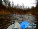 Динамичная река Сарьянка весной 2016 года