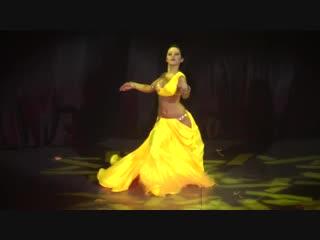 Yana Kruppa ⊰⊱ Gala show Ukrainian Cup 14.