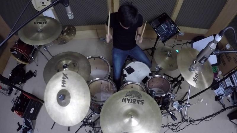 Senbonzakura (feat. Hatsune Miku) Drum Cover by Edwin Boon