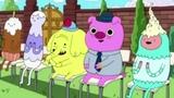 Adventure Time l Пойдем со Мной Песня На rus l FIN