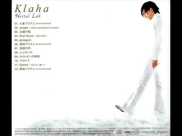 Klaha - Nostal Lab (Full Album)
