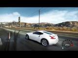 Свободный заезд. Nissan 370Z Need For Speed Hot Pursuit 2010