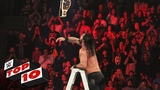 Top 10 Raw moments: WWE Top 10, December 10, 2018