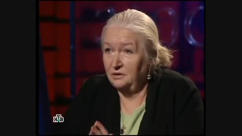 Школа злословия.Татьяна Черниговская (28.01.2008)