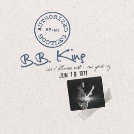 B.B. King альбом Live / Fillmore East - New York, NY June 19, 1971