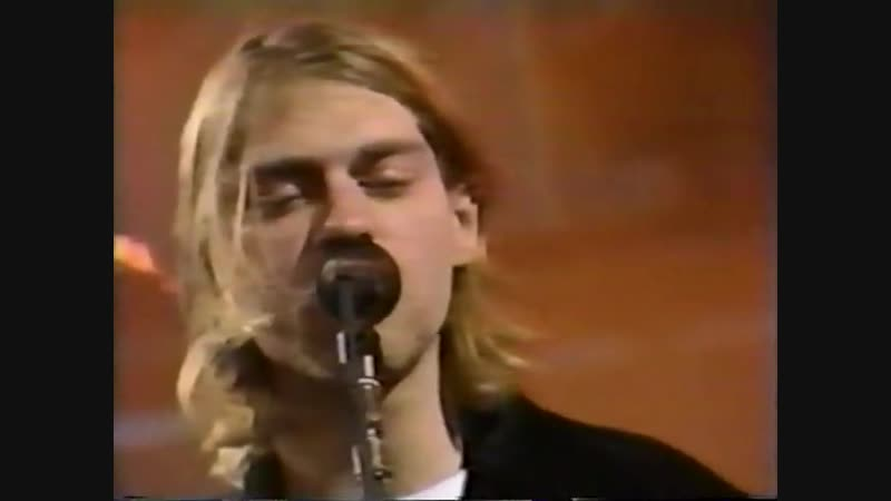 NIRVANA - 1993.12.13 - Pier 48 (MTV Live And Loud Rehearsal) - AMT 1
