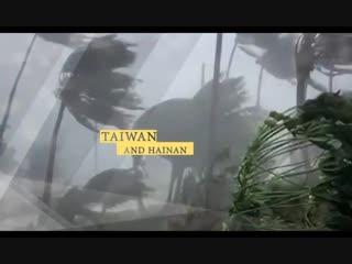 Super Typhoon TRAMI goes to the Philippines, Taiwan, China and can threaten Sanya and Haikou, Hainan Island