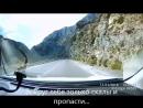 Дорога через Курталиотское ущелье из Ретимно на юг острова, к пляжам Ливийское моря и монастырю Превели...