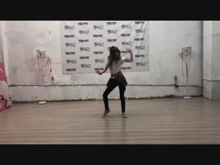 cover dance by DARYA (NEW YEAR PARTY K-POP COVER SEOUL DANCE 2018)