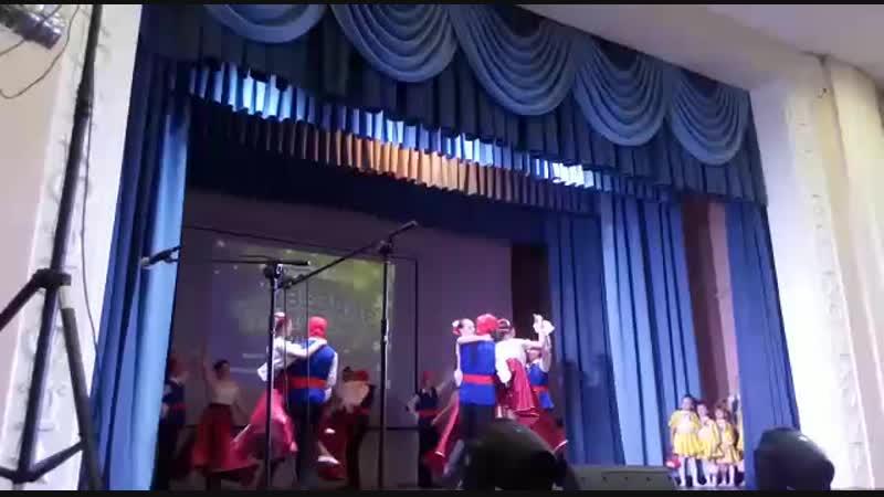 г Суджа Конкурс Созвездие молодых 2019 танцевальная группа Талисман танец вальс пиратов Карибского моря