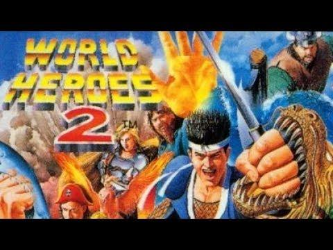 Альманах жанра файтинг - Выпуск 35 - World Heroes 2