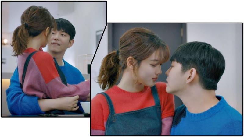 김유정(Kim You-jung)과 항상 붙어있고 싶은 윤균상(Yun Kyun Sang)♥ (ft. 눈치 없는 금자 씨) 일단 46